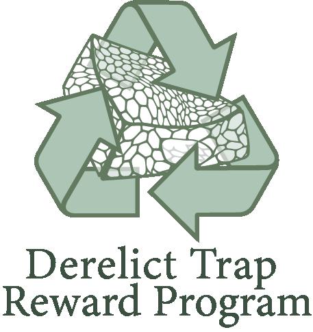 derelict trap reward program logo
