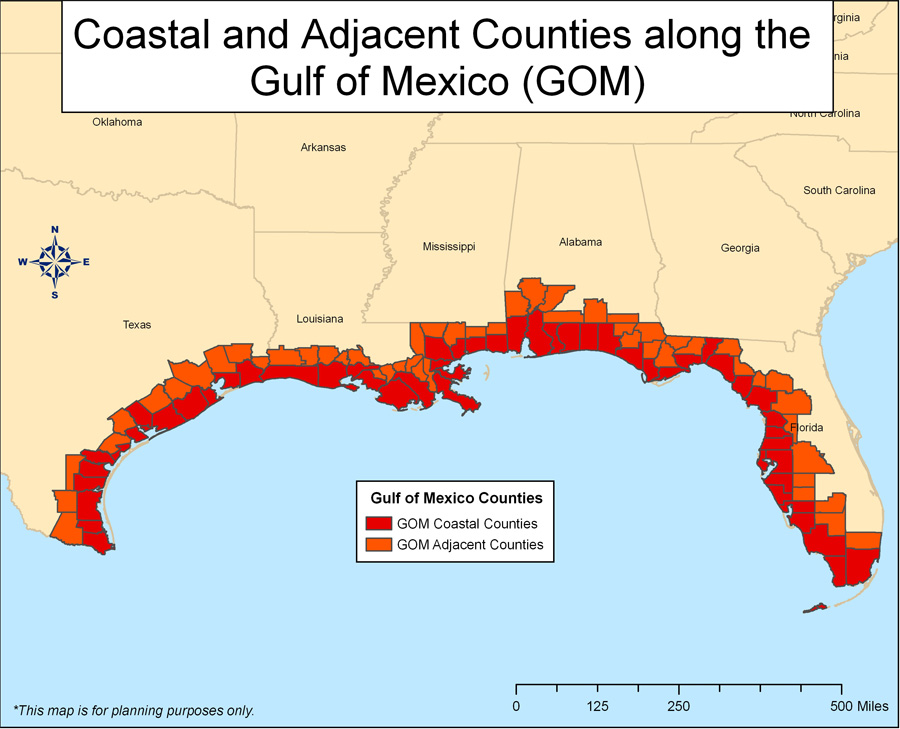 8 Long Term Economic and Environmental Effects of the Gulf Oil Spill